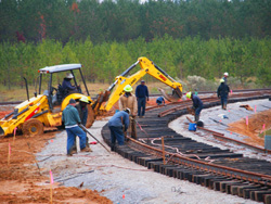 Railroad track contractors | Railroad track inspection